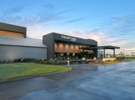 Courtyard by Marriott Dallas DFW Airport North/Irving, hotel near Dallas-Fort Worth International Airport - DFW, Irving
