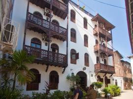 Asmini Palace Hotel, отель в Занзибаре