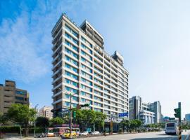 Taipei Garden Hotel, hotel in Zhongzheng District, Taipei