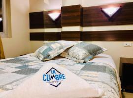 Hotel La Cumbre, hotel em Baños