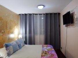 ChileRuca Departamentos Amoblados, hotel in Santiago