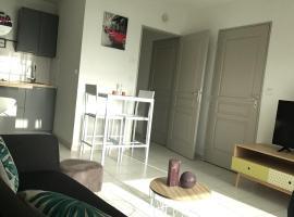Appart'hotel Amnéville Metz, hôtel à Talange près de: Parc Walibi - Lorraine