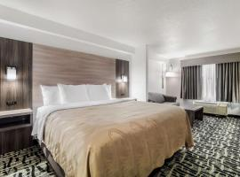 Quality Inn & Suites Augusta I-20, hotel in Augusta