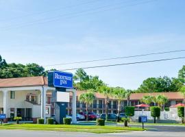 Rodeway Inn Panama City, hotel near Tyndall Air Force Base, Panama City