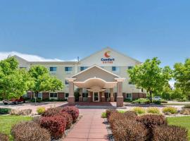 Comfort Suites Fort Collins, hotel near Hughes Stadium, Fort Collins