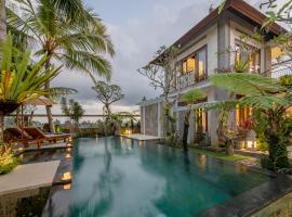 Prabhu Ubud Villa, hotel near Naughty Nuri's Ubud, Ubud