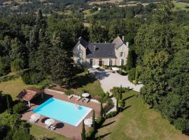 Chambre d'Hôtes Le Castelet, hotel near Castres-Mazamet Airport - DCM,