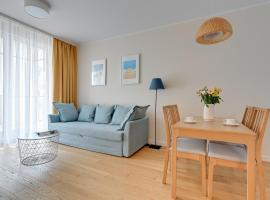 Flats For Rent - Jelitkowo Tre Mare, beach hotel in Gdańsk
