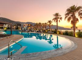Ikaros Beach, Luxury Resort & Spa, golf hotel in Malia