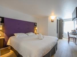 Brit Hotel Reims La Neuvillette, hôtel à Reims