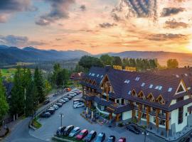 Hotel Tatra, hotel in Zakopane
