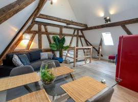 Beauty & The Beast - Old Town Cosy Apartments, apartment in Colmar