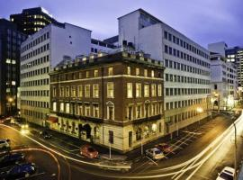 Wellesley Boutique Hotel, hotel in Wellington