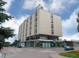Hotel Gromada Łomża – hotel w mieście Łomża