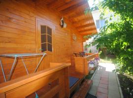 Домик с одной спальней, holiday home in Anapa
