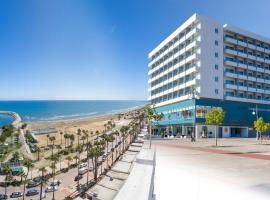 Sun Hall Hotel, hotel in Larnaca