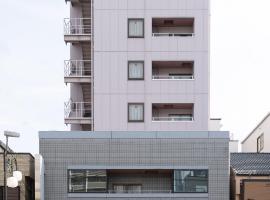 Hotel U-Nus, hotel in Osaka