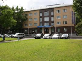 Olginskaya Hotel, отель в Пскове