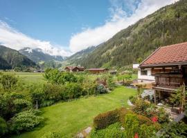 Gästeheim Auwitsch, vacation rental in Mayrhofen