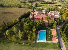 Relais Villa Il Palagio, hotel en Rignano sull'Arno