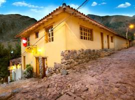 Parwa Guest House, budget hotel in Ollantaytambo