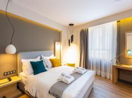 St. Bjur Suites, hotel in Athens