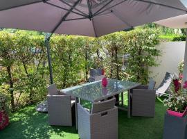 Royal Standing Parking+Terrasse Privé, hôtel à Évian-les-Bains près de: Evian Resort Golf Club