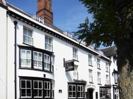 The Swan Hotel, Stafford, Staffordshire, hotel in Stafford