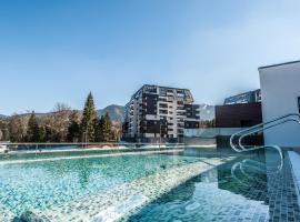 Silver Mountain Resort & Spa, hotel din Poiana Braşov