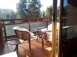 Habitaciones amplias en el Centro de Granada, hotel in Granada