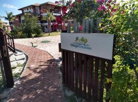 PRAIA DO FORTE - CONDOMINIO VILLAGE DAS ACACIAS - PISCINAS NATURAIS, accessible hotel in Praia do Forte