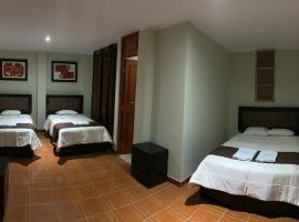 ANTARES Pisco, budget hotel in Pisco