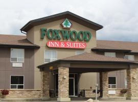 Foxwood Inn and Suites, hotel em Fox Creek