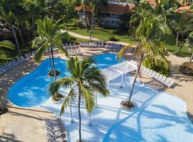 bungalow 3116 vue sur piscine, hotel in Las Galeras