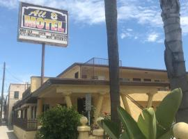 All 8 Motel, hotel in Long Beach