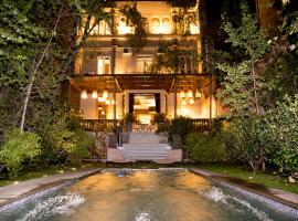 Casa Bueras Boutique Hotel, מלון בסנטיאגו