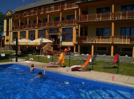 Hotel Avalanche, hotel in Vysoké Tatry