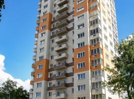 Resident, apartment in Novosibirsk