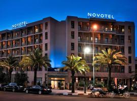 Novotel Marrakech Hivernage, hotel in Marrakesh