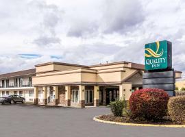 Quality Inn Rutland, hotel in Rutland