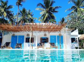 The Koho Air Hotel, beach hotel in Gili Air