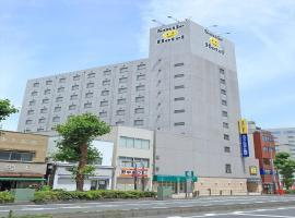 Smile Hotel Kumagaya, hotel in Kumagaya
