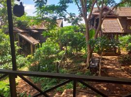 Nature House Eco-Lodge, resort village in Banlung