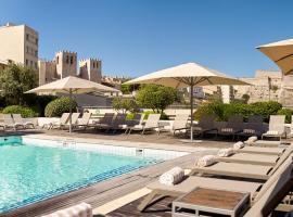 Radisson Blu Hotel Marseille Vieux Port, hotel en Marsella