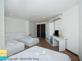 iBeach Centre Hotel and Homestay, hotel in Nha Trang