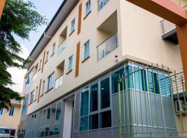 Monarch Hotel, hotel in Accra