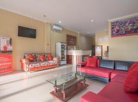 RedDoorz Plus near Syamsudin Noor Airport 3, hotel near Syamsudin Noor International Airport - BDJ,