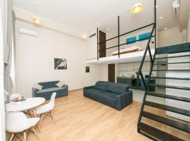 The NEST by InnKiev, апартаменти з обслуговуванням у Києві