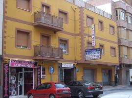 Hostal Casa Juan, hostal o pensión en Lorca