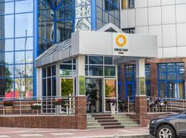 Ural Tau Hotel, отель в Уфе
